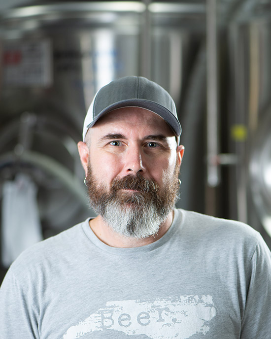 Ken Hampton - Head Brewer