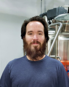 Evan High - Assistant Brewer